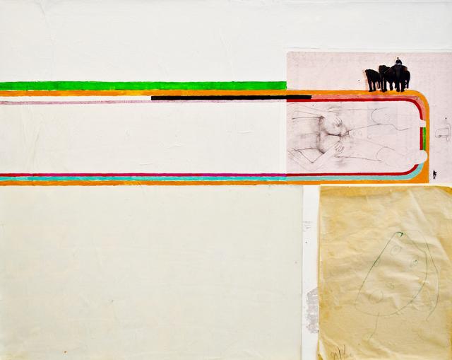 , 'Waymore 18,' 2017, David Lusk Gallery