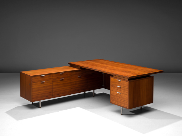 Exceptionnel George Nelson | L Shaped Desk By George Nelson For Herman Miller (1960u0027s) |  Available For Sale | Artsy
