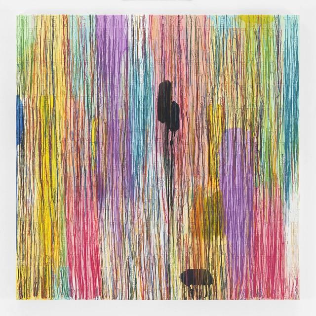 , 'THE GARDEN OF LOVE – RFGA,' 2017, Goodman Gallery