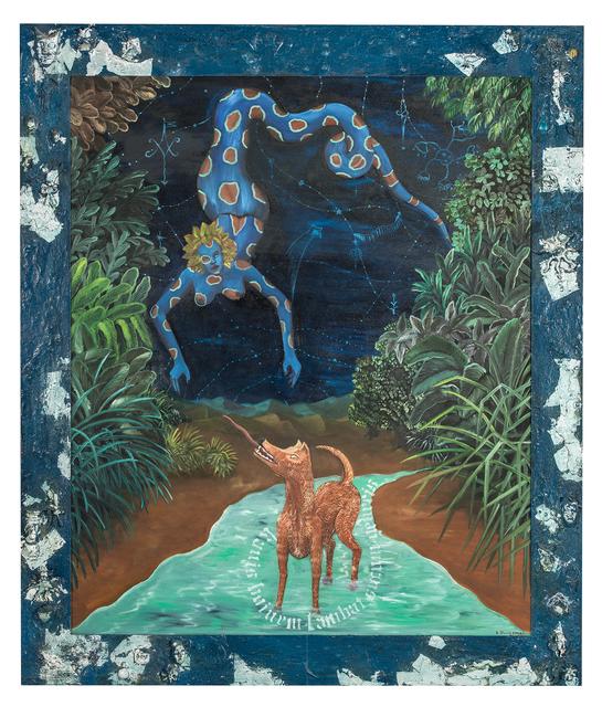 Edouard Duval-Carrié, 'Canis Boinem', 1996, PIASA
