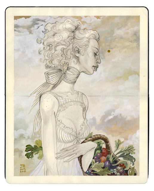, 'Harvest,' 2017, Spoke Art