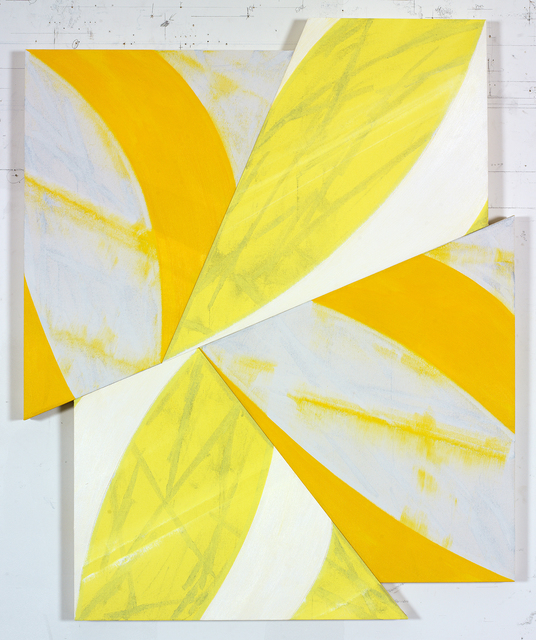 Charles Arnoldi, 'Carry (irregular)', 2010, Newzones