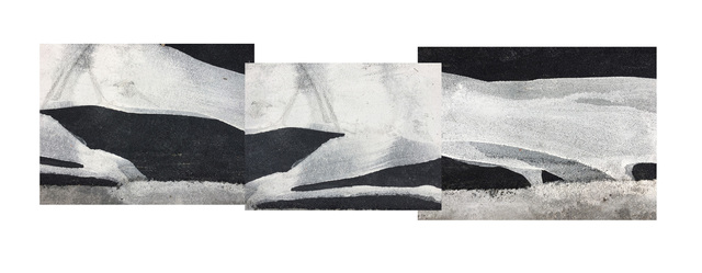 , 'Bones,' 2016, Freight + Volume