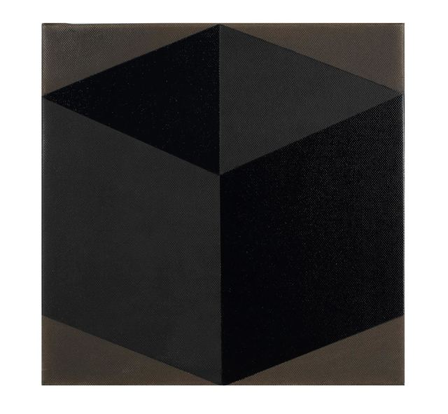 , 'Forma Negra 7,' 2015, THE MISSION