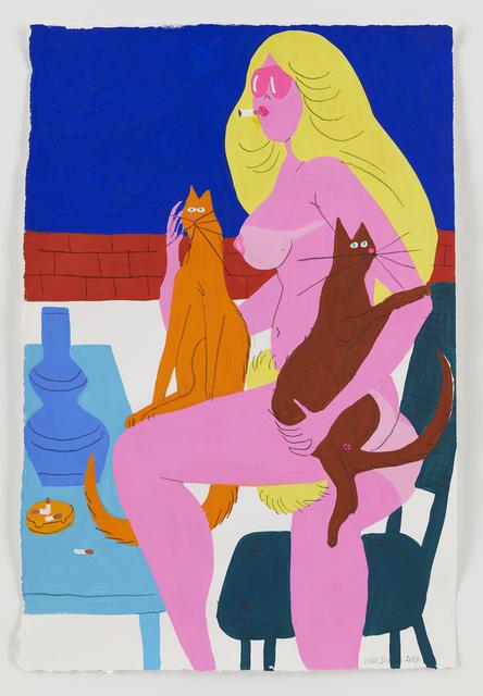 , 'The Cat Herder,' 2013, Sandra Gering Inc