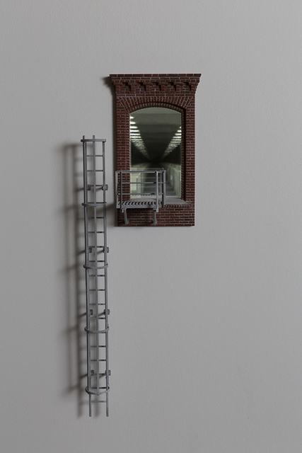 , 'Dernier étage,' 2014, Art Mûr