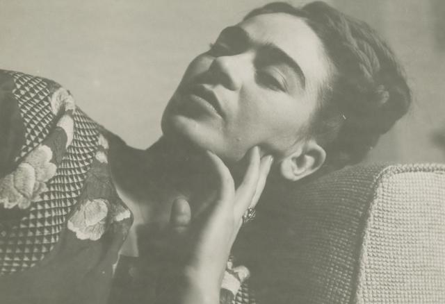 , 'Frida Resting,' 1943, Bentley Gallery