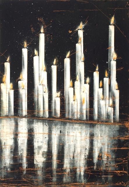 Frank Brunner, 'Gjenskinn II', Kunstverket Galleri