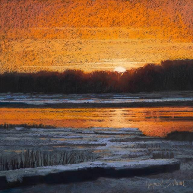 , 'Brilliant Dawn,' 2018, Vose Galleries