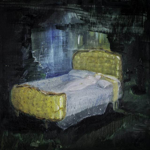 , 'Golden Drift,' 2019, Van Rensburg Galleries