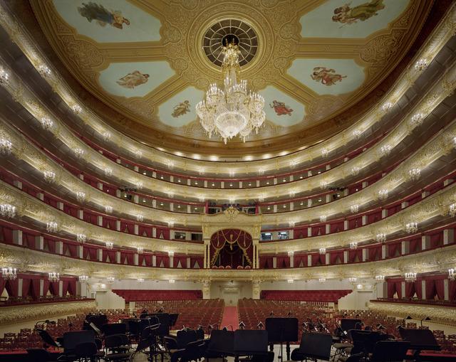 , 'Bolshoi Theatre, Moscow, Russia ,' 2011, Bau-Xi Gallery