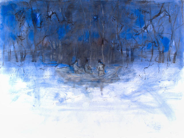 , 'LA BAHIA: LA PESCA ATARDECER,' 2013, Jerald Melberg Gallery