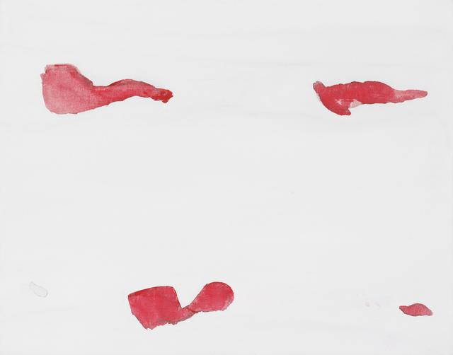 , 'Rests,' 2007, Zeno X Gallery