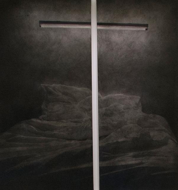 , 'Sans titre (Diptych),' 2011, Galerie Hervé Lancelin