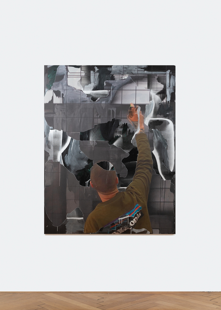 , 'Patagonia Painting (2),' 2019, Société