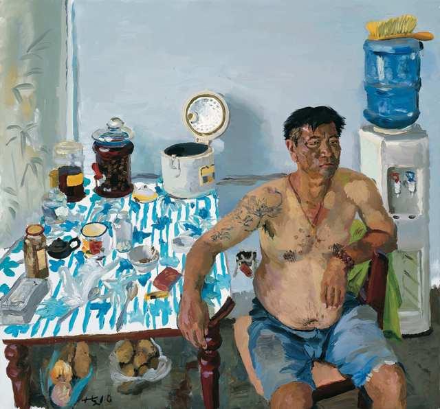 , 'Xuzi at Home,' 2010, Faurschou Foundation