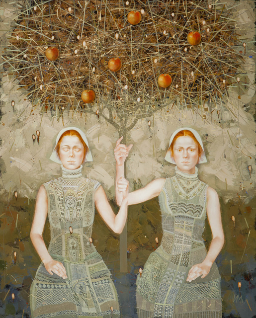 , 'Winter Apples,' 2016, Zolla/Lieberman Gallery