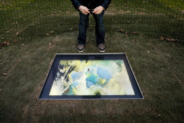 , 'Rabbit Hole,' 2011, Madison Square Park