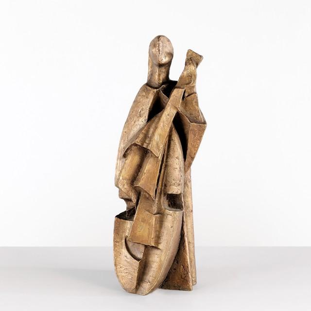 Wander Bertoni, 'Female Cellist', Design 1959, Galerie Bei Der Albertina Zetter