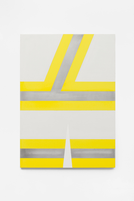 , 'Safe and Sound (High Visibility),' 2016, Grimmuseum