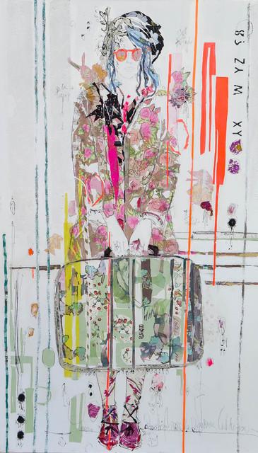 , 'Bon Voyage,' 2017, Rebecca Hossack Art Gallery