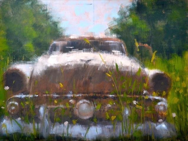 , 'Delaware County NY I,' , Mayson Gallery
