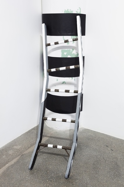 , 'Ascension Ladder Part 2 Snake Skin Ladder ,' 2017, Ki Smith Gallery