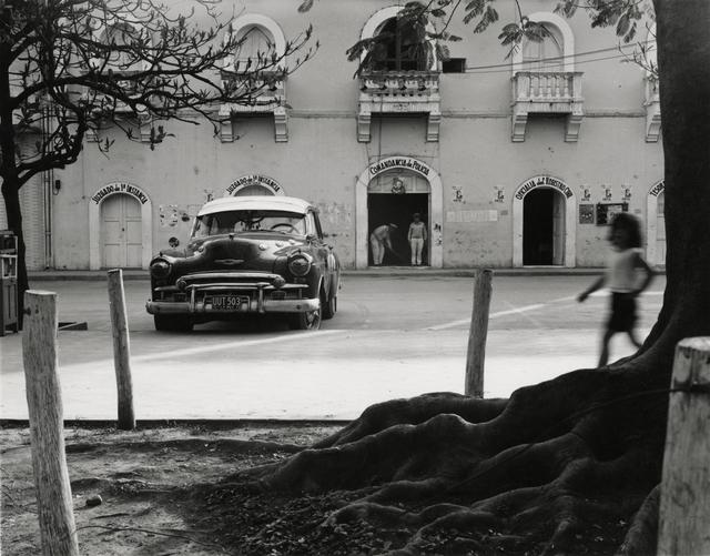 , 'Police Station, Tamanzuchale, Mexico,' 1973, Etherton Gallery