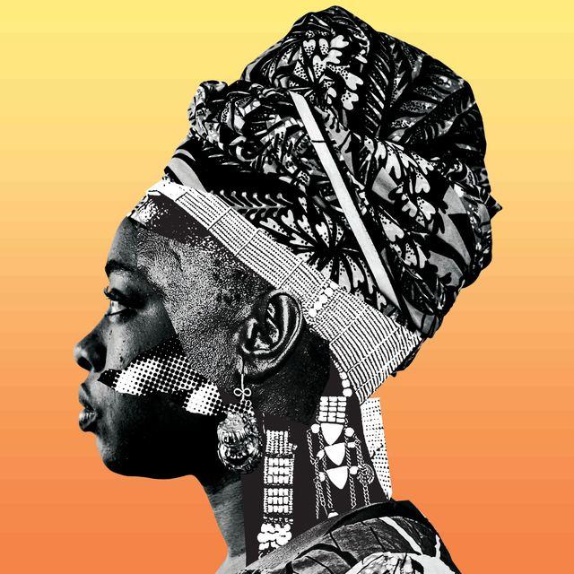 Williams Chechet, 'H.E.R Priceless', 2020, Print, Archival Giclee On Paper, Retro Africa