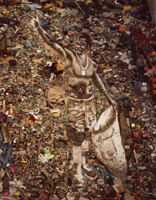 , 'The Sower (Zumbi) Pictures of Garbage,' 2008, Corridor Contemporary