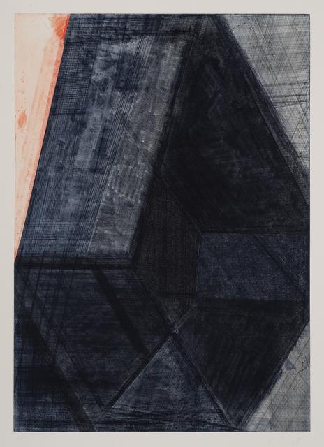 , 'Sin título,' 2015, Galería La Caja Negra