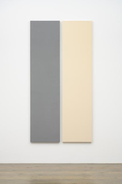 Alan Charlton, 'Painted / Unpainted ', 2019, Slewe Gallery