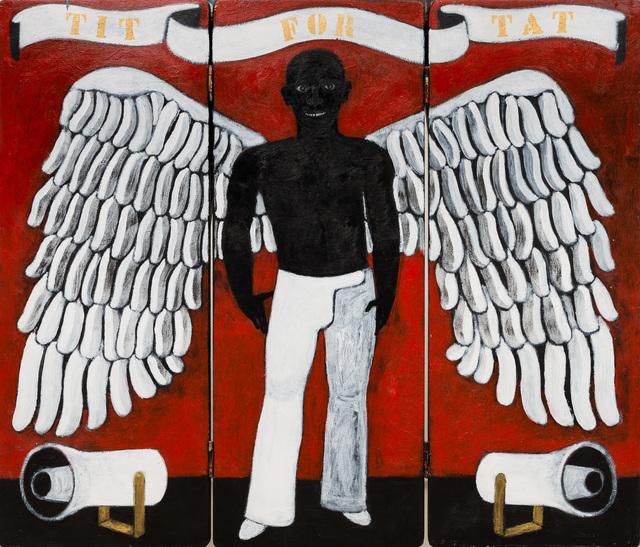 , 'Tit for Tat ,' 2016, Ed Cross Fine Art