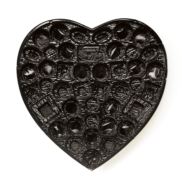 , 'Candy Tray Series: Black Heart,' 2008/2011, Ruiz-Healy Art