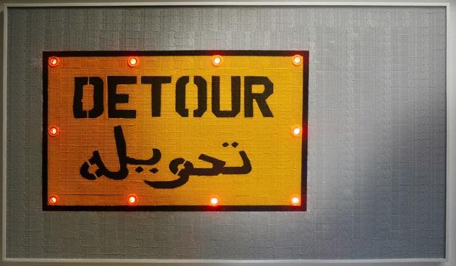 , 'Detour (from the series Restored Behaviour),' 2009, Galerie Brigitte Schenk