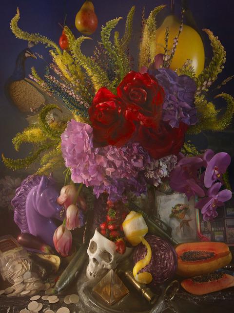 David LaChapelle, 'Concerning the Soul', 2008-2011, Photography, Digital C-Print, Echo Fine Arts