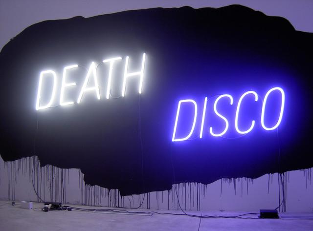 Lori Hersberger, 'DEATH / DISCO', 2004, Spencer Brownstone Gallery