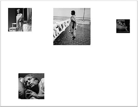 Dayanita Singh, 'Dear Mr. Walter-- Mona and Myself, For Parkett 95', 2014, Parkett
