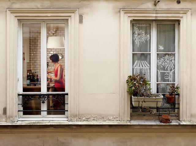 , 'Rue Jouye Rouve, Paris, 20e, le 18 mai,' 2013, Edwynn Houk Gallery