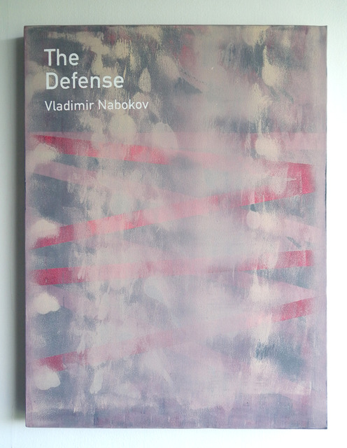 , 'The Defense / Vladimir Nabokov,' 2013, Anna Schwartz Gallery