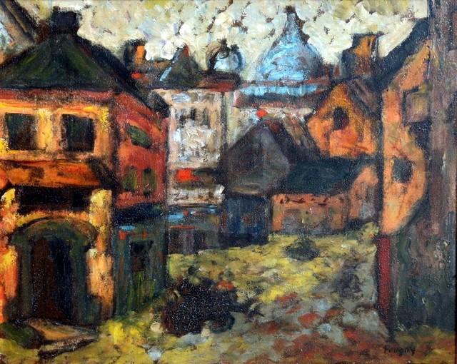 Jean Pougny, 'Untitled', 1930-1940, Tranter-Sinni Gallery