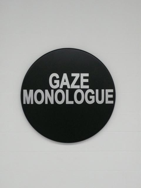 , 'Gaze Monologue,' 2009, Deweer Gallery