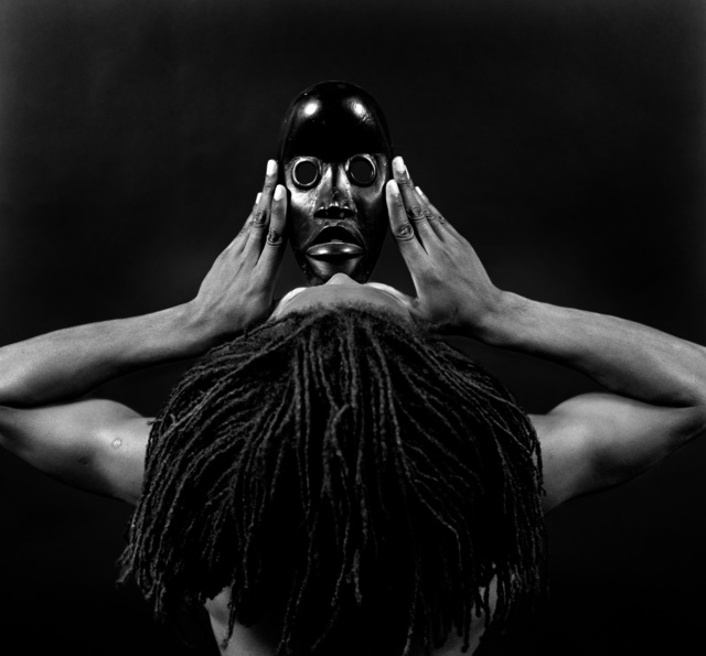 , 'Dan Mask,' 1989/2018, Hales Gallery