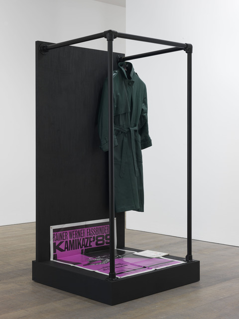 , 'Fassbinder Piece,' 2011, Bortolami