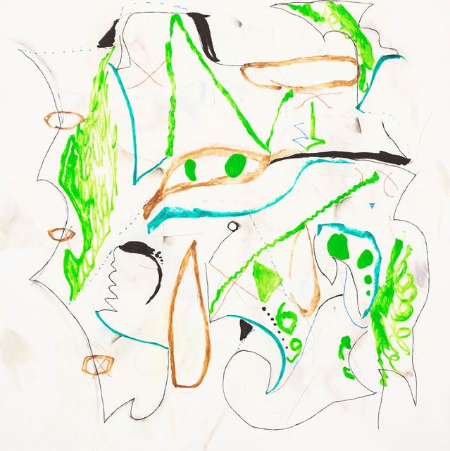 , 'Googlehorn,' 2013, Rosamund Felsen Gallery