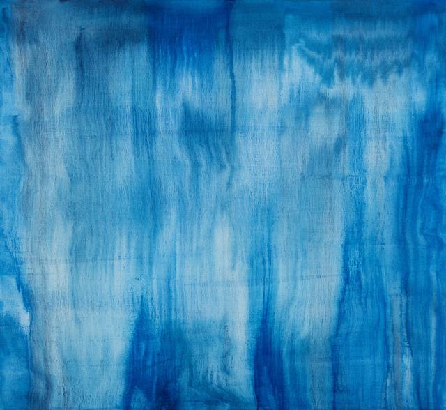 Anastasia Pelias, 'Paint the Chair Blue', 2015, Jonathan Ferrara Gallery