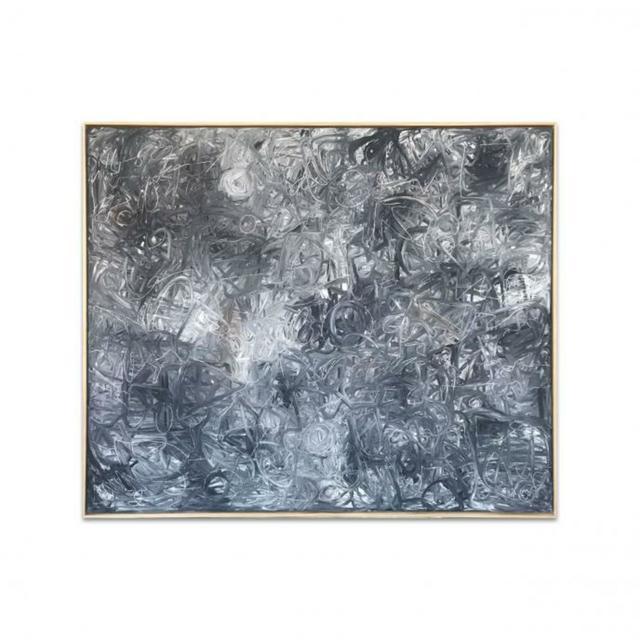 , 'UNTITLED XIX,' , Exhibit by Aberson