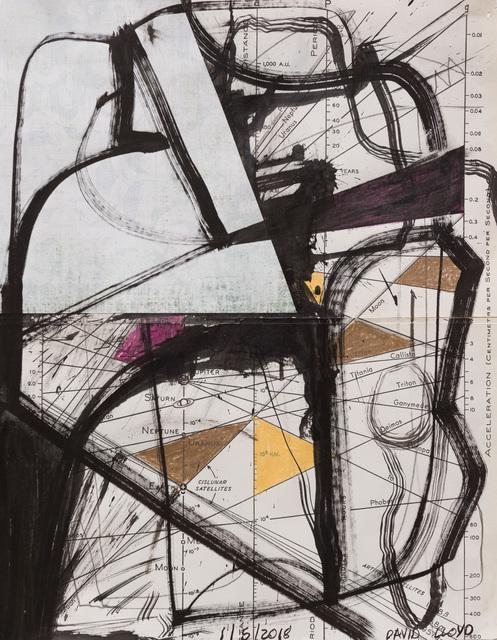, 'Untitled (January 5),' 2018, Klowden Mann