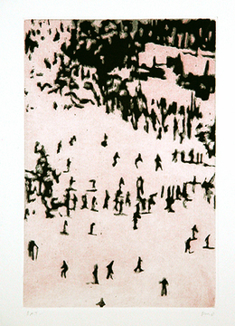 , 'Ski Jacket From Ten Etchings ,' 1996, Galerie Maximillian