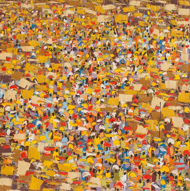 , 'Market Innuendos,' 2014, October Gallery